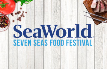 SeaWorld Orlando Seven Seas Food Festival Event