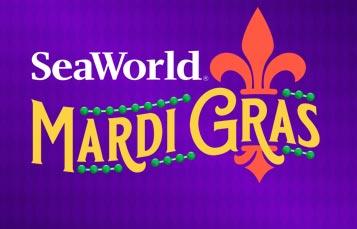 SeaWorld Mardi Gras