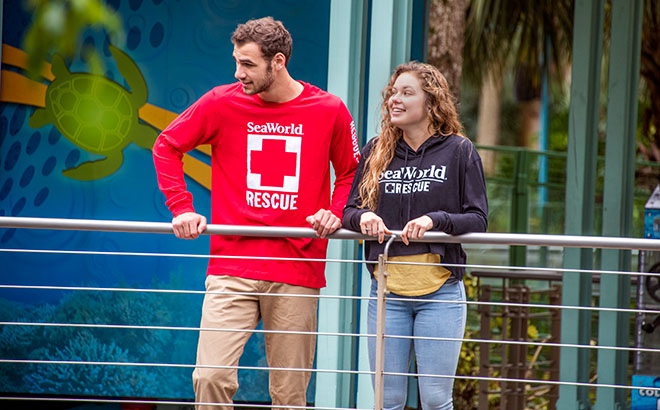 SeaWorld Rescue Merchandise