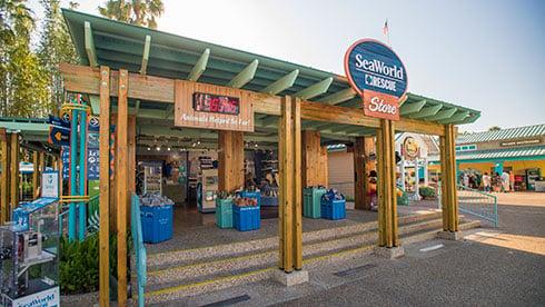 SeaRescue Store at SeaWorld Orlando