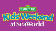 Sesame Street Kids' Weekend at SeaWorld Orlando