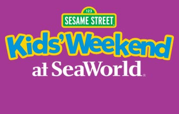 Sesame Street Kids Weekend at SeaWorld Orlando