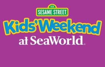 Sesame Street Kids Weekend at SeaWorld Orlando