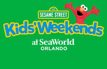 Kid's Weekends at SeaWorld Orlando