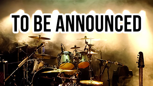 Artist to be announced