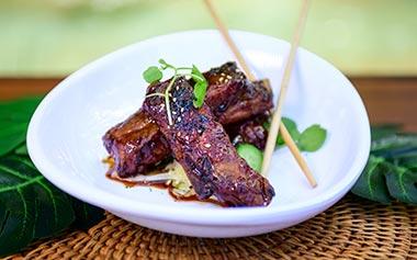 Korean BBQ Lamb Ribs