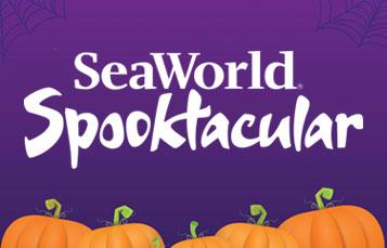 SeaWorld Spooktacular Halloween Event