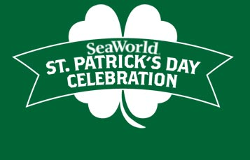 SeaWorld St Patricks Day Celebration