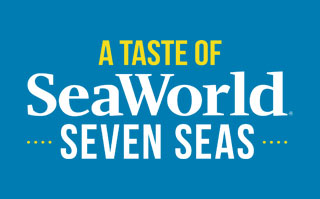 A Taste of SeaWorld Seven Seas Event at SeaWorld Orlando