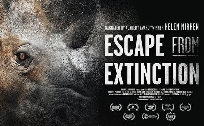Escape from Extinction Movie