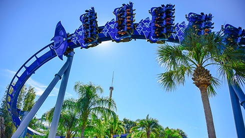 SeaWorld Orlando's Ride Accessibility Guide