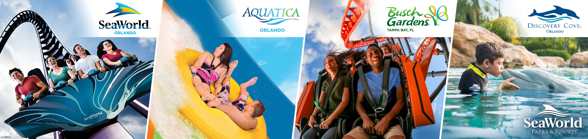 SeaWorld Parks and Resorts