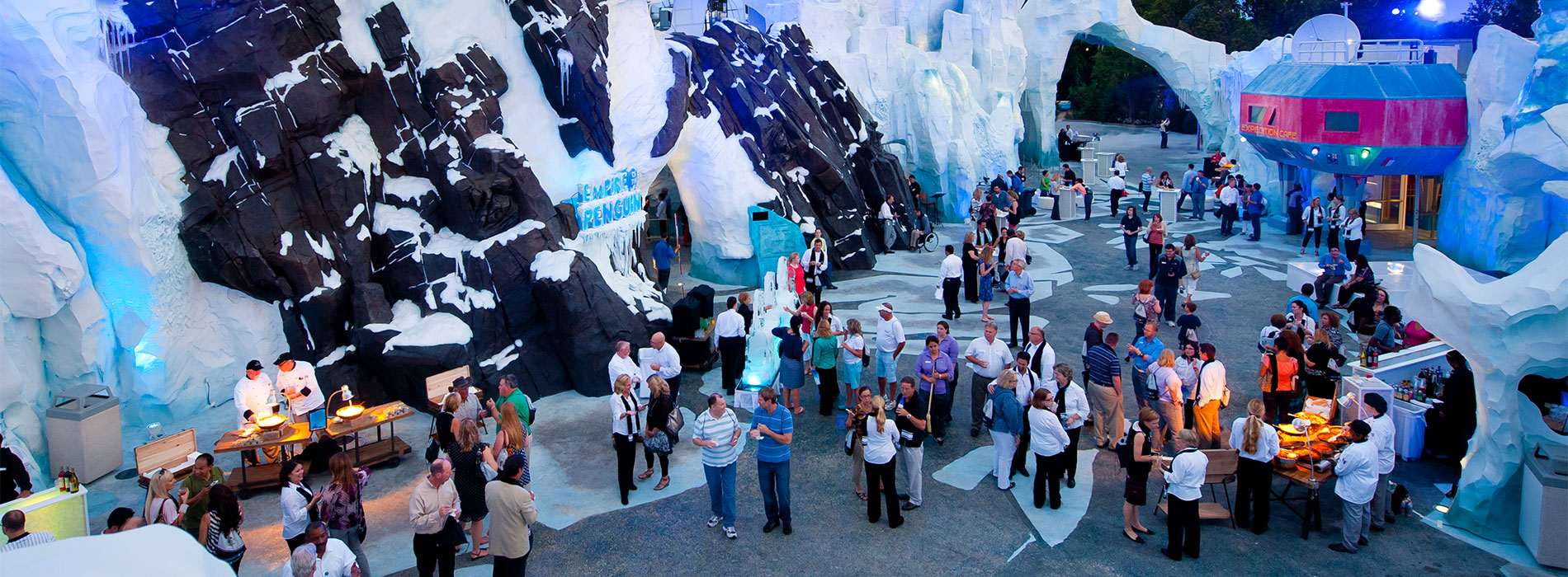 Bring your group to SeaWorld for an event to remember.