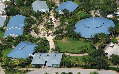 Sea Harbor Pavilions at SeaWorld Orlando