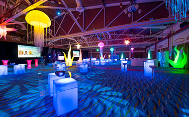 SeaWorld's Ports of Call Ballroom