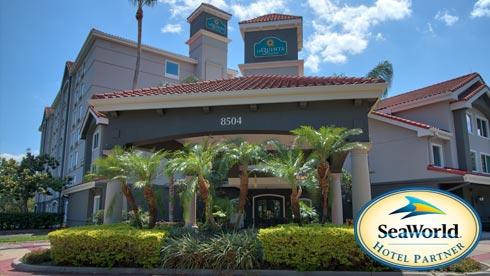 LaQuinta Inn and Suites Orlando