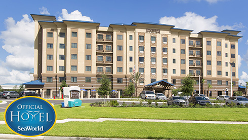 Staybridge Suites Oralndo at SeaWorld