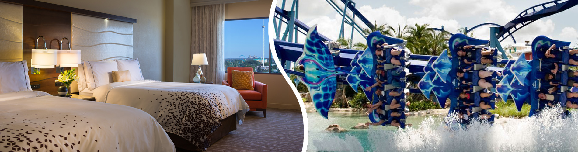 Vacation Packages available at SeaWorld Orlando
