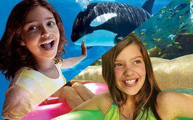 SeaWorld and Aquatica Orlando