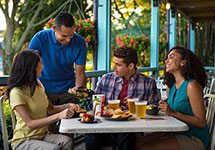 Eat Free Vacation Package at SeaWorld Orlando