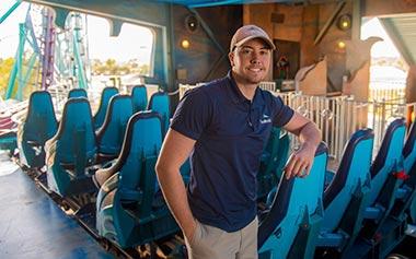 SeaWorld Ride Operations Ambassador
