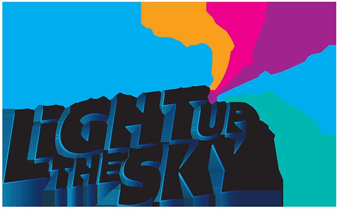 SeaWorld Light up the Sky Fireworks
