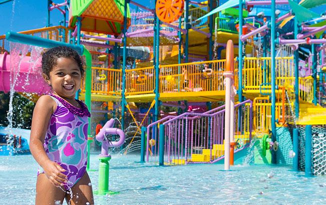 Kids can play at Walkabout Waters at Aquatica