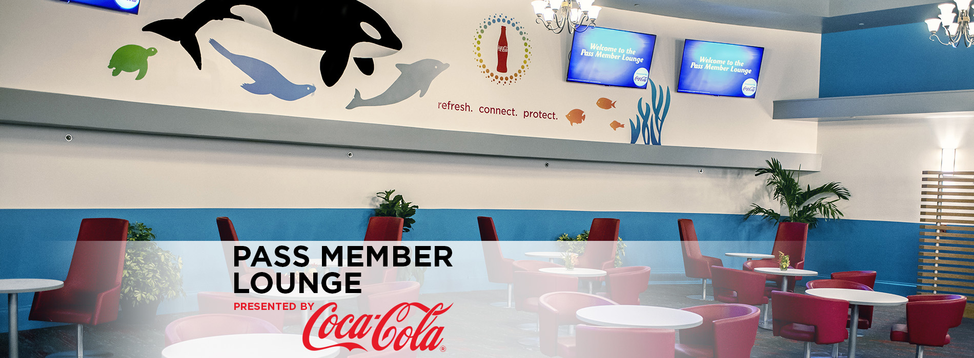 Pass Member Lounge