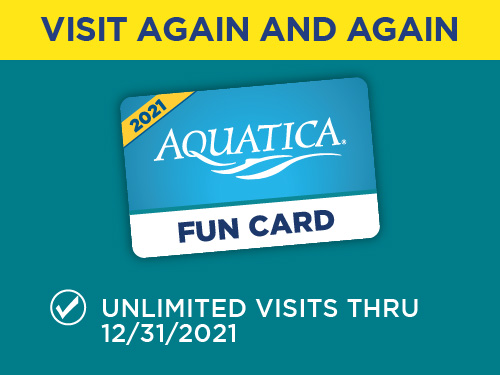 Aquatica Fun Card