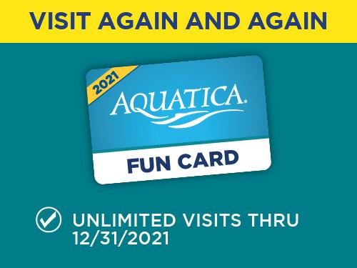 Aquatica Fun Card