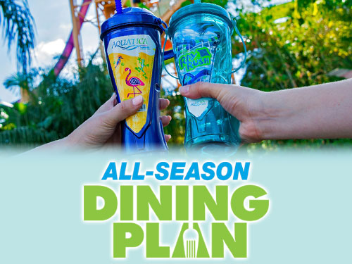 All Season Souvenir Bottle with Unlimited Refills