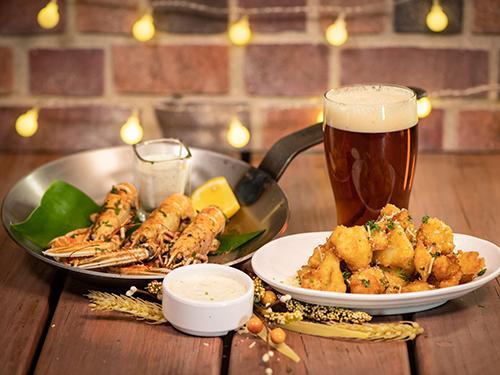 SeaWorld Orlando Craft Beer Sampler Lanyard
