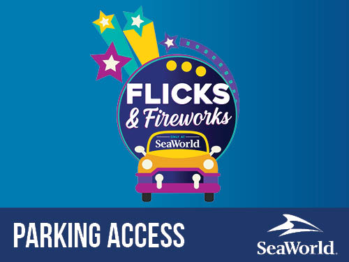 SeaWorld Orlando Flicks and Fireworks
