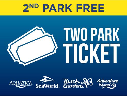 2-Park Ticket