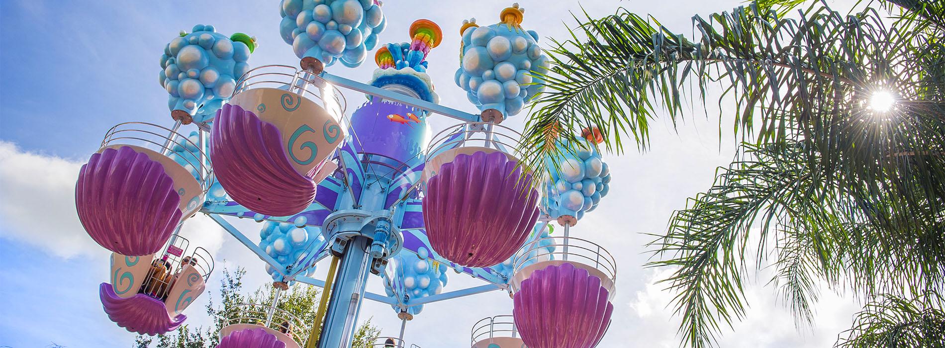 Jazzy Jellies at Shamu's Happy Harbor at SeaWorld Orlando