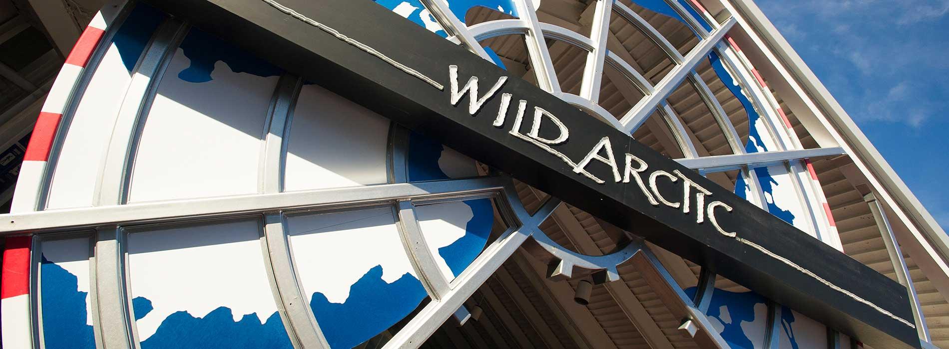 Wild Arctic Attraction at SeaWorld Orlando