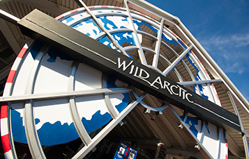 Wild Arctic Attraction at SeaWorld Orlando