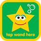 Sesame Street Interactive Wand Icon