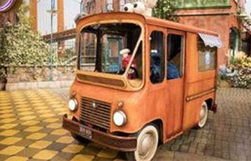 Foodie Trucks on Sesame Street at SeaWorld Orlando