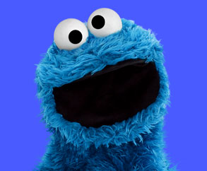 Meet Cookie Monster at SeaWorld Orlando