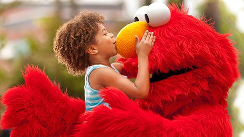 Meet and Greets on Sesame Street at SeaWorld Orlando