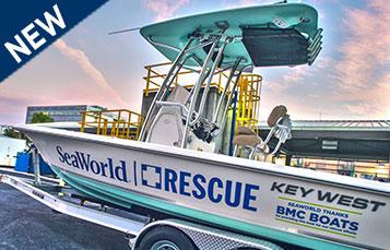 SeaWorld Rescue Experience Tour