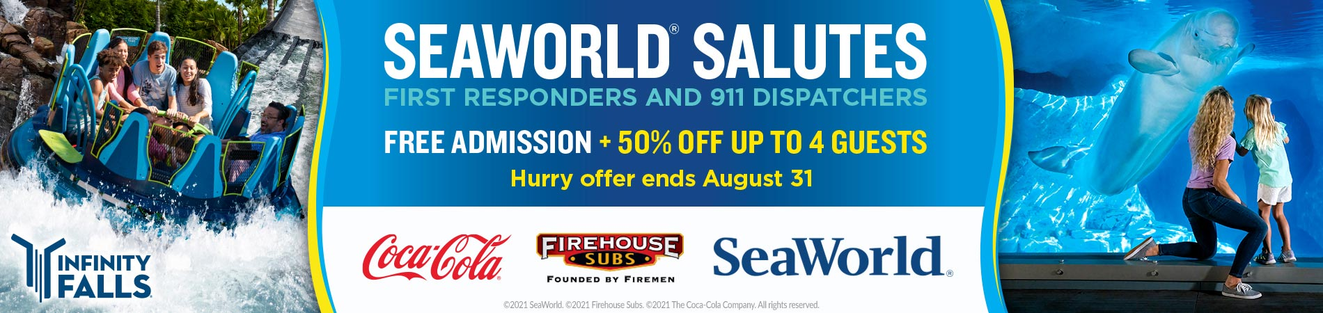 Waves of Honor Fire Responders