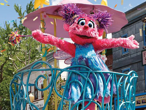 Sesame Place PhotoKey Access