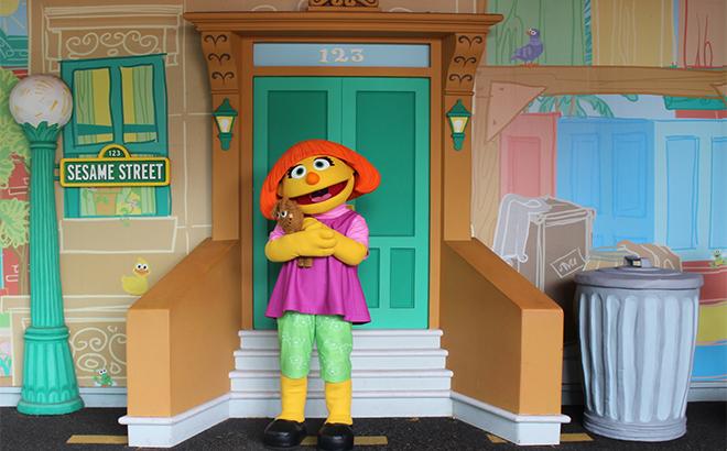 Sesame Place autism friendly theme park
