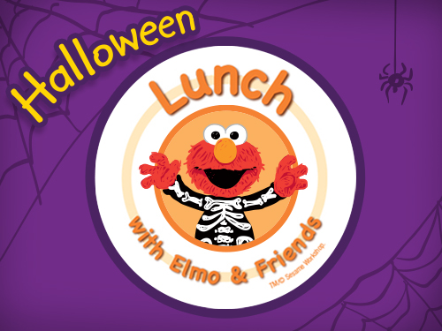 Halloween Lunch