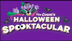 The Counts Halloween Spooktacular at Sesame Place logo
