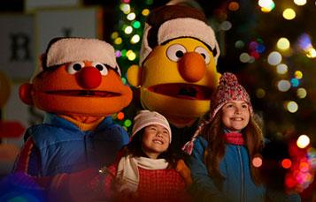 Bert and Ernie Christmas