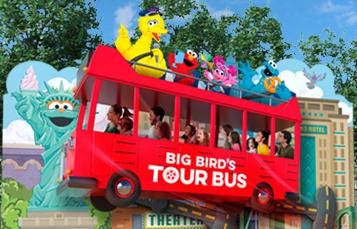 Big Bird Tour Bus