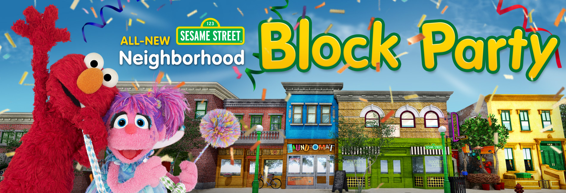 Nieghborhood Block Party